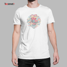 Load image into Gallery viewer, Scouser Tommy Lyrics LFC T SHIRT