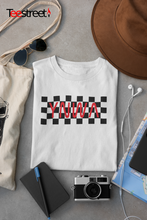 Load image into Gallery viewer, YNWA on squares LFC T Shirt available in white/red/black