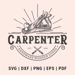 Carpenter svg