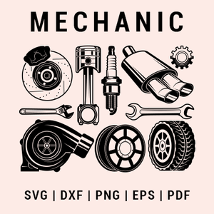 Mechanic svg