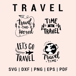 Travel svg