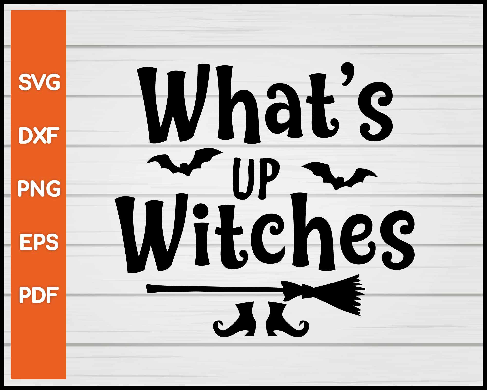 Get Witch Please – Dxf/Svg/Png/Pdf Cut & Print Files Image