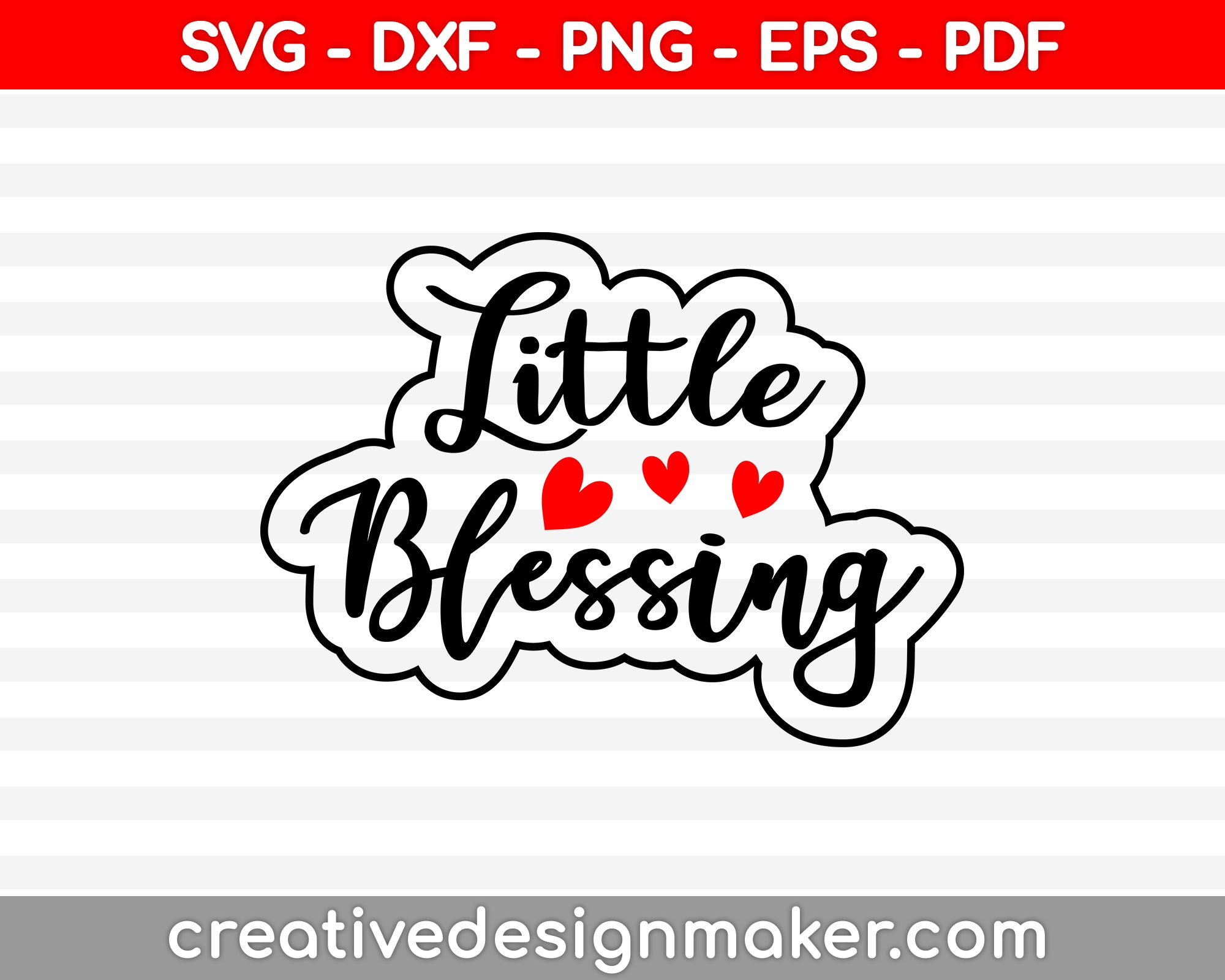 Blessed Daddy Mommy SVG PNG Cutting Printable Files