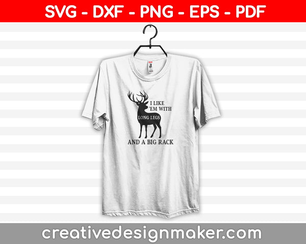 Gift for Hunters Deer Hunting SVG PNG Cutting Printable Files
