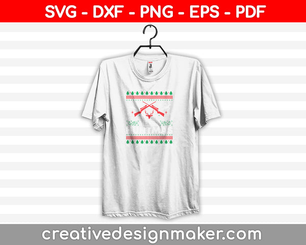 Huntmas svg SVG PNG Cutting Printable Files