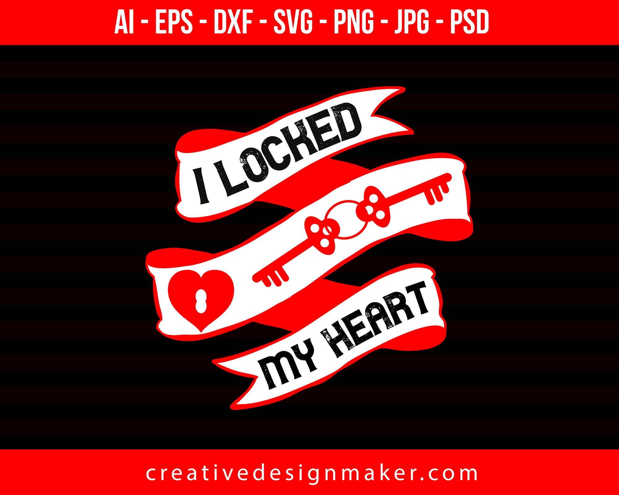 I Looked My Heart Couple Print Ready Editable T-Shirt SVG Design!