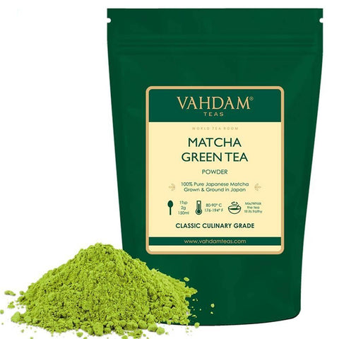 VAHDAM, Pure Matcha Green Tea