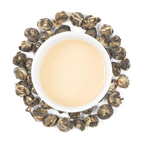 Te.Cha Jasmine Dragon Pearl Green Tea