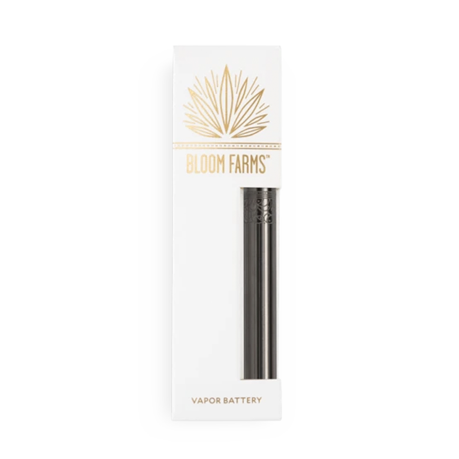 Bloom Farms Battery | Gunmetal