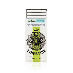 Omura x Libertine | Lifter CBD sticks - Whole Flower