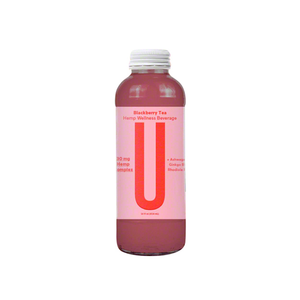 Unity Wellness Drinks | Blackberry Tea 30mg - Full Spectrum CBD