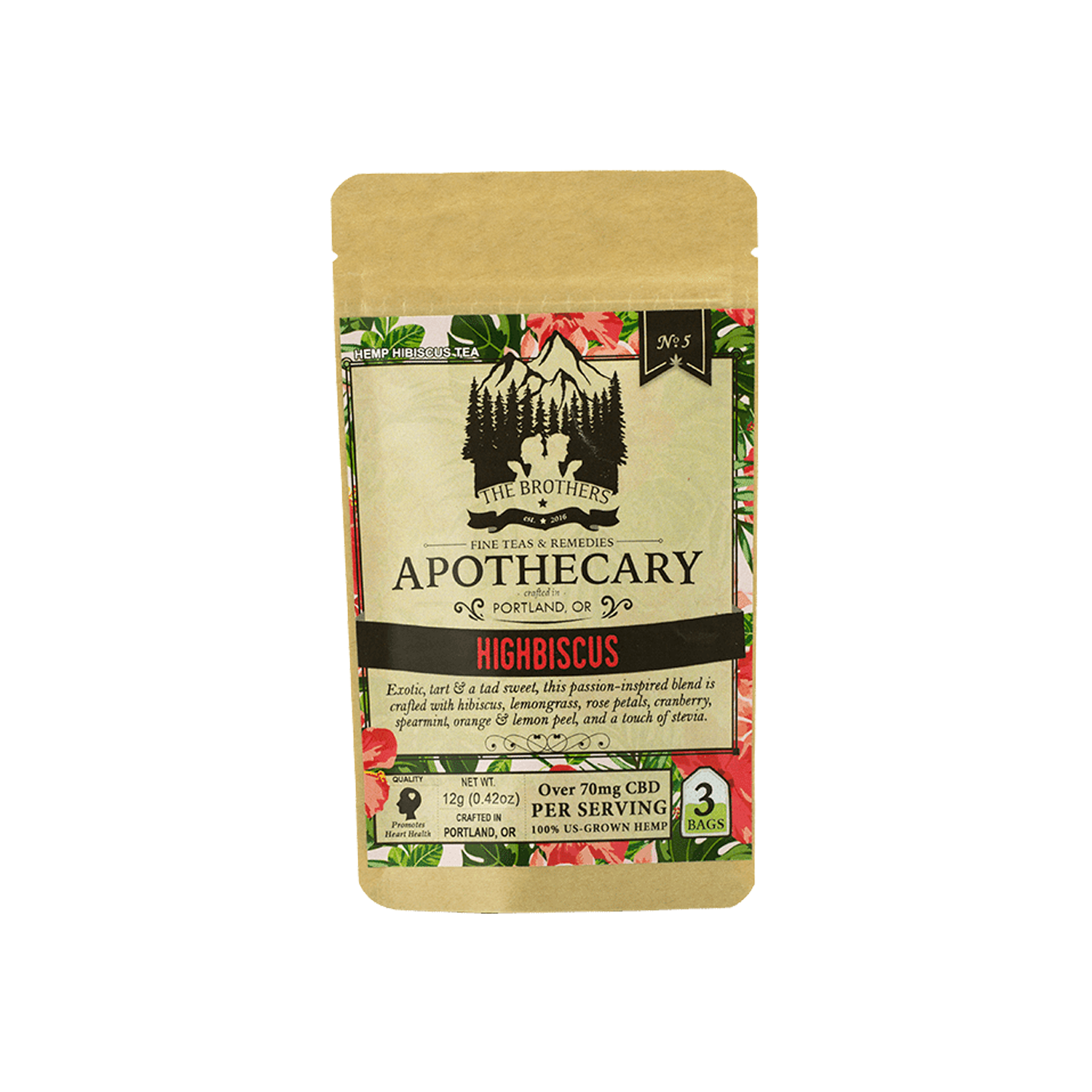 The Brothers Apothecary Teas