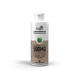 Habit Soothe Gel Lotion | 500mg - Full Spectrum CBD