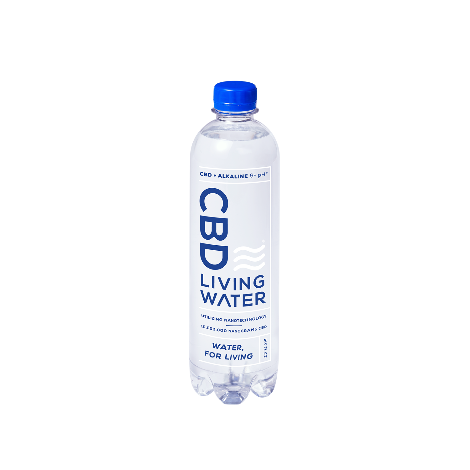 CBD Living Water | 10Mg Nano-Broad Spectrum