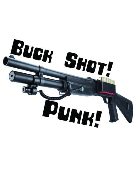 """Buck Shot!"" T-Shirt"