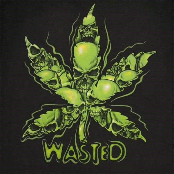 """Wasted"