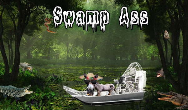 """Swamp Ass"" T-Shirt"