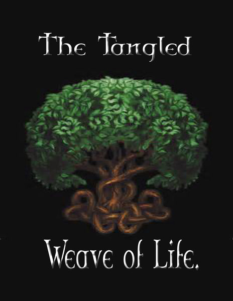 """The Tangled Weave of Life"" T-Shirt"