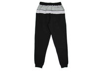 Load image into Gallery viewer, RETRO TRACK PANT BLACK / GREY JA-4100