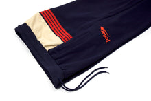 Load image into Gallery viewer, RETRO TRACK PANT NAVY / KHAKI JA-4100