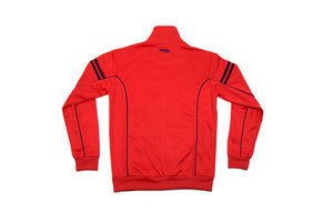HERITAGE TRACK JACKET RED