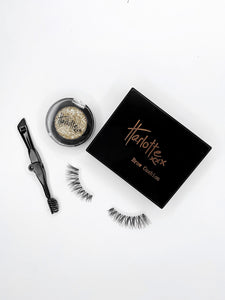 Sparkle, Flutter & Brow envy Christmas Pack - Meg Lewis the Store