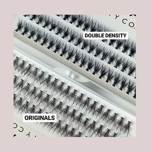 DOUBLE DENSITY LUXE Individual Lashes (60 pieces) - Meg Lewis the Store