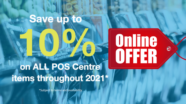 Online offer 2021 from HL POS Centre