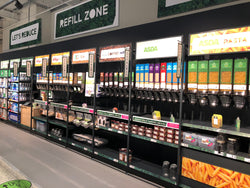 Asda sustainability store opens with help from HL Display