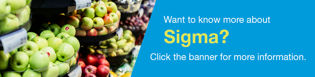 Reduce Food Waste with Sigma from HL Display