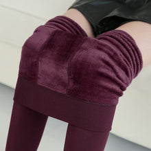 Load image into Gallery viewer, WINTER TIGHT WARM THICK CASHMERE PANTS