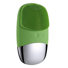 Load image into Gallery viewer, The Deep Pore Mini Electric Silicone Facial Massager &  Cleansing Brush