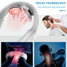Load image into Gallery viewer, Smart Magnetic Therapy Neck and Shoulder Massager