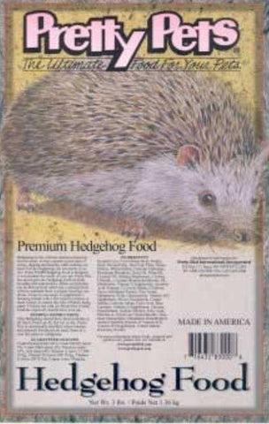 Pretty Bird International Inc Pb83000 Hedgehog Low Fat Maint 3 Lb