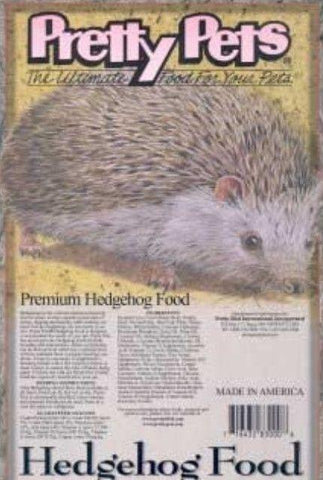 Pretty Bird International Inc PB81000 Hedgehog Low Fat Maint  8 Lb