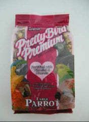 PRETTY BIRD PREMIUM BLEND FOOD SEED DIET – LARGE PARROT 25LB