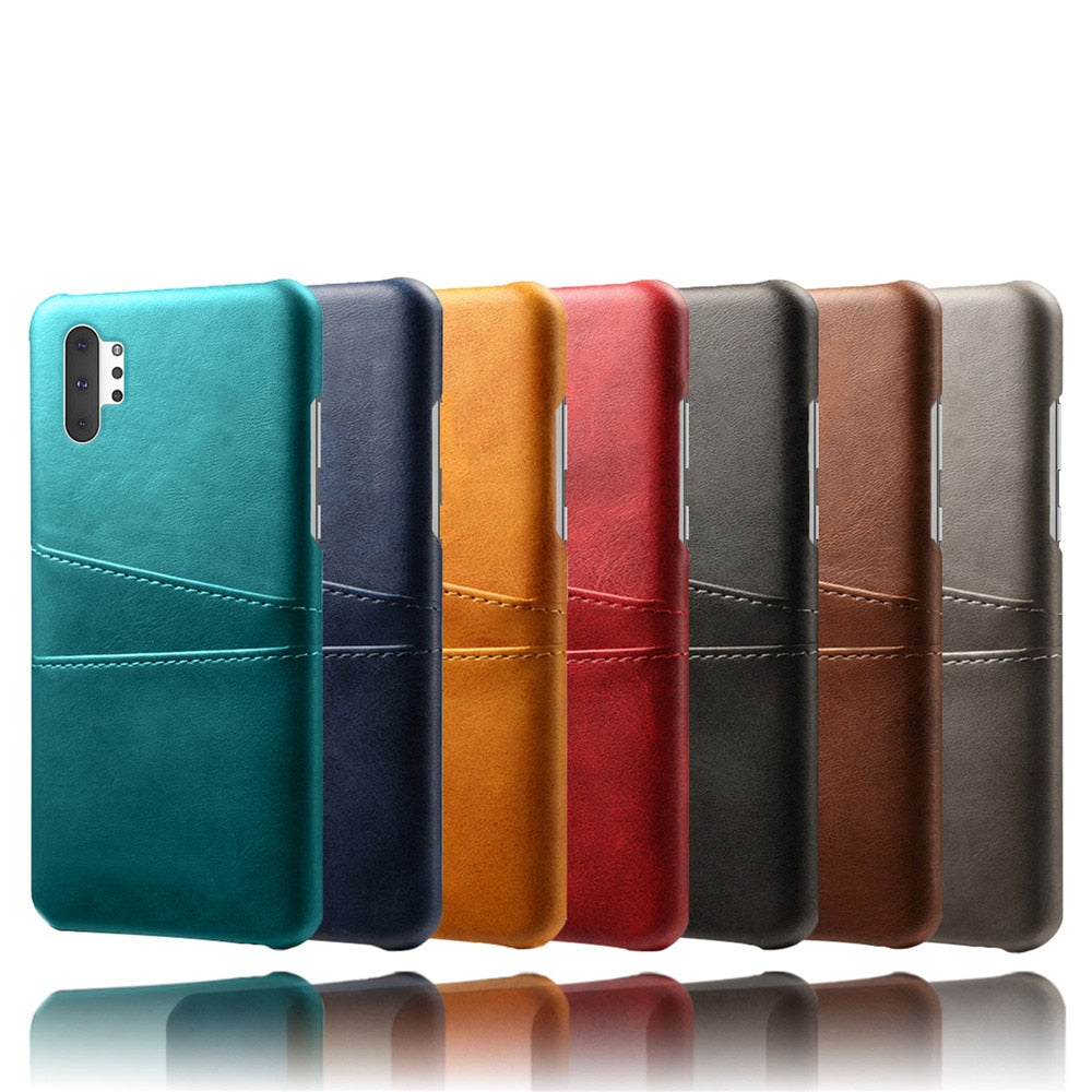 LEATHER SAMSUNG WALLET