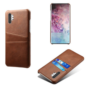 Open image in slideshow, LEATHER SAMSUNG WALLET
