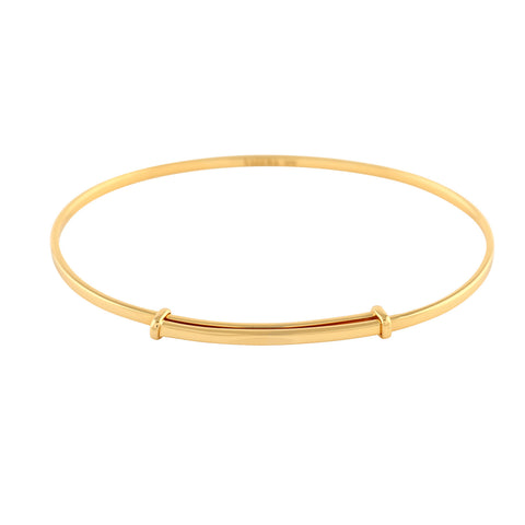 Loop Bar Bangle
