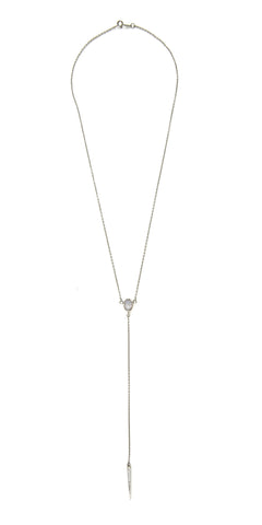 Artemis Lariat Necklace