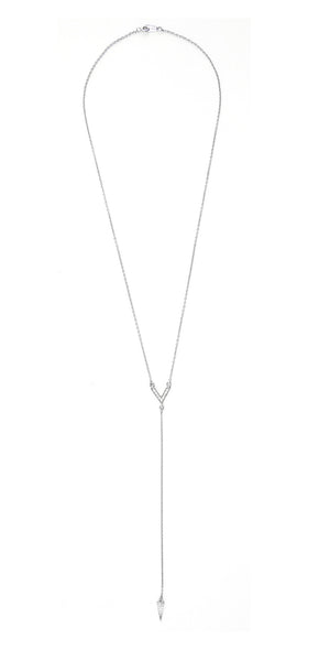 Vie Lariat Necklace - VETIVR