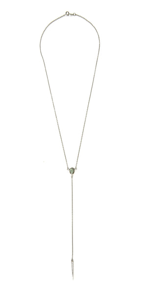 Artemis Lariat Necklace - VETIVR
