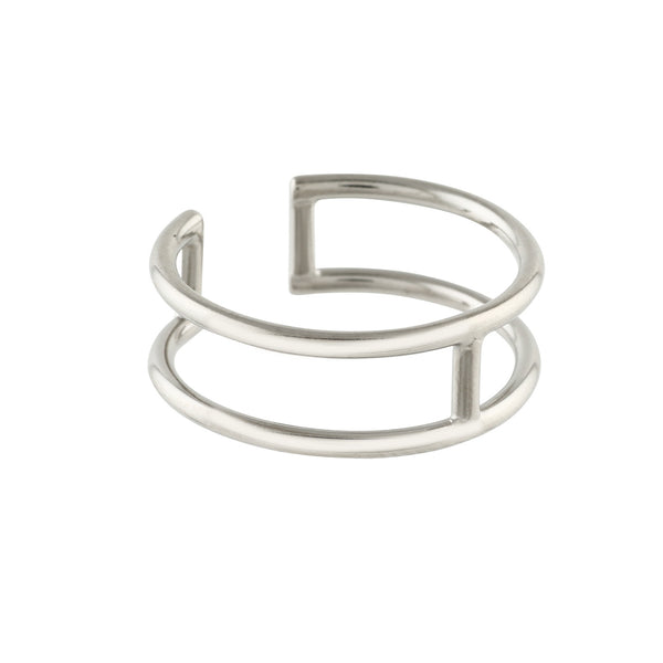 Split Bar Ring - VETIVR  - 4