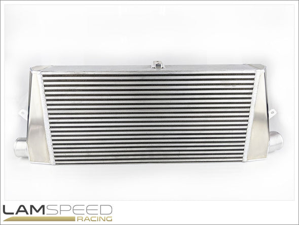 ETS (Extreme Turbo Systems) - Standard Tank Intercooler - Mitsubishi Evolution 7, 8 & 9