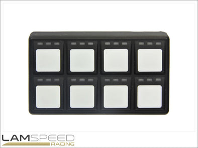 EMtron 8 Button CAN Keypad - available from Lamspeed Racing.