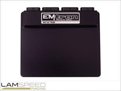 EMtron KV8 Wire-In ECU - available from Lamspeed Racing.