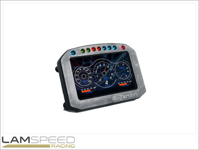 EMtron ED7 Display with GPS - available from Lamspeed Racing.