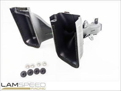 Toyota GR - Yaris GR4 - Brake Duct Kit **DISCONTINUED UNTIL FURTHER NOTICE!**.