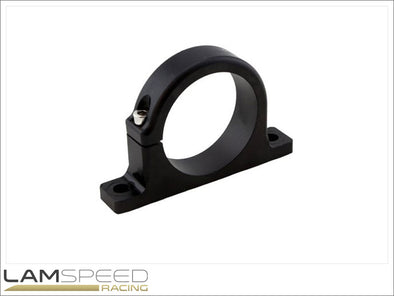 Turbosmart Billet Fuel Filter Bracket Suit Turbosmart 1.75″ OD Filters (Black).