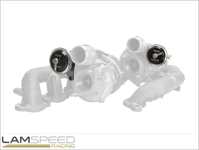 Turbosmart IWG75 Wastegate Actuator Suit Nissan GTR R35 Black - available from Lamspeed Racing.